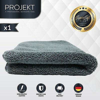 4XL JUMBO Microfibre Drying/Buffing/Polishing/Waxing Car Cloth Towel Free P&P