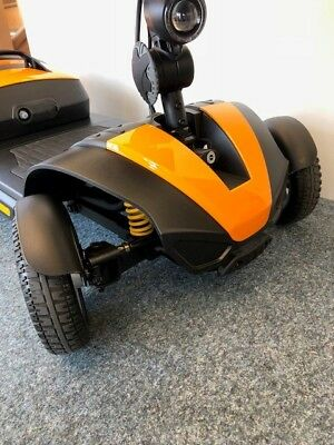 Roma Denver Mobility Scooter Boot Scooter Free Insurance Free Delivery New!