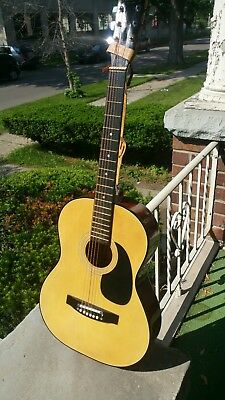 Harmony Regal H5403 Absolutely Gorgeously Aged Acoustic Guitar