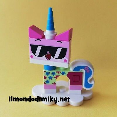 Personaggio completo di tutto Lego 41775 Unikitty SLEEPY UNIKITTY