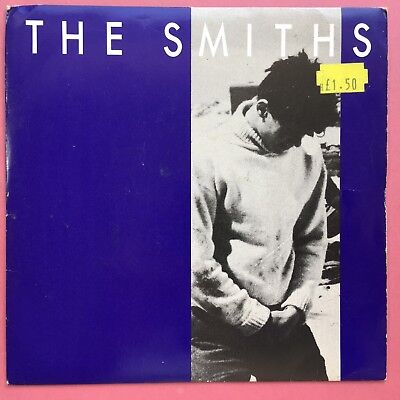The Smiths - How Soon Is Now? Rough Trade Records RT-176 Ex Condition