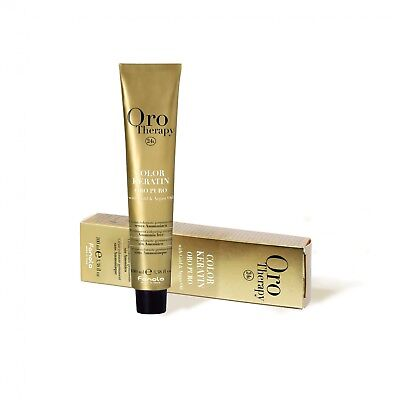 Oro Therapy Color Keratin Oro Puro Senza Ammoniaca 100ml