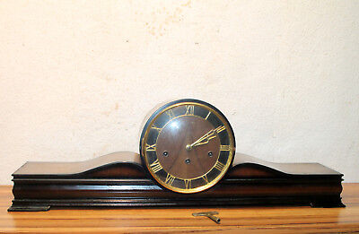 Antique Table Clock Mantel clock Westminster melody Clock