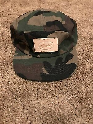 Dogfish Head Ale Licensed Camouflage Baseball Hat Cap New
