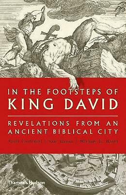 In the Footsteps of King David: Revelations from an Ancient Biblical City by Yos