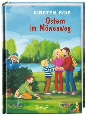 Easter in möwenweg Children's Book from 8 Years Band 7 from the möwenweg-serie