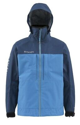 Simms Contender GORE-TEX Jacket in Navy - XL - CLOSEOUT