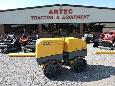 2013 Wacker Neuson Rtsc2 Trench Compactor - Diesel - Good Condition!!