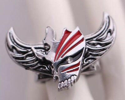 Bleach Anime Ring Size 8 Silver US Seller