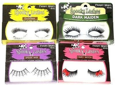 b0221c4f9a9 (4 PACKS) Ardell Spooky Lashes With Adhesive Fright Night Halloween - CHOOSE