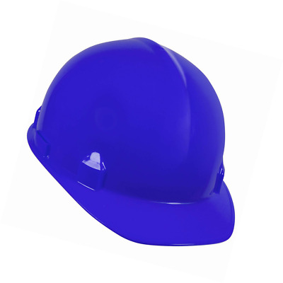 Jackson Safety SC-6 Hard Hat (14838), 4-Point Ratchet Suspension, Smooth Dome, M
