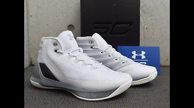 9b1ff01d56a Men Shoes Curry 3 UA Under Armoire In White Size 10 Retail Price  139.99 In  Sto