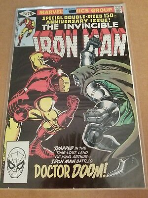 The Invincible Iron Man #150 Special Double Sized Anniversary Issue