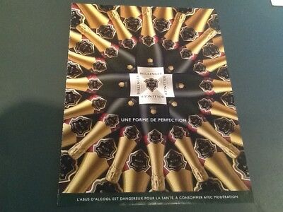 MAgazine print ad advertisement for BOLLINGER Champagne