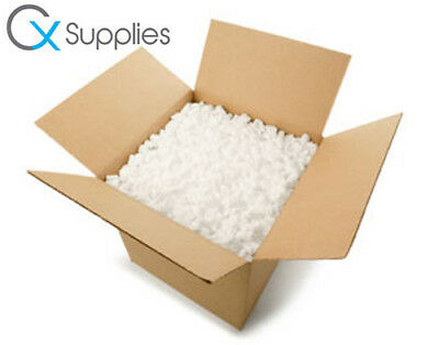 5 Cubic FT Packing Peanuts Chips Loose Fill Good Quality Polystyrene Jumbo Box