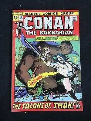 Conan The Barbarian #11 (Marvel, 1971) 25 cent double sized collectors Issue!!
