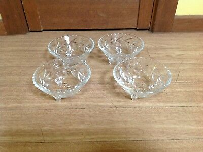 Vintage Glass Bowls