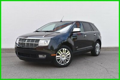 Lincoln MKX  2010 Lincoln MXK: Original Owner, Clean, Loaded, AWD, Dealer Serviced, Low Miles