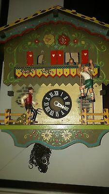 Authentic German Vintage Coo Coo Clock