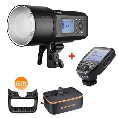 Godox AD600Pro 600Ws 2.4G TTL Witstro Outdoor Flash + Xpro-O Trigger for Olympus