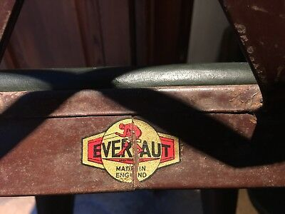Evertaut Industrial Metal Chairs