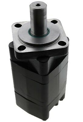 New 32MM Shaft Hydraulic Motor Fits Danfoss OMS series 250/315cc,G1/2 NPT Ports