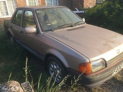 classic ford orion