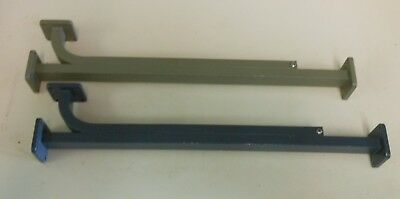 Lot of 2 - HP P752C WR62 10dB Directional Couplers - 12.4-18 GHz
