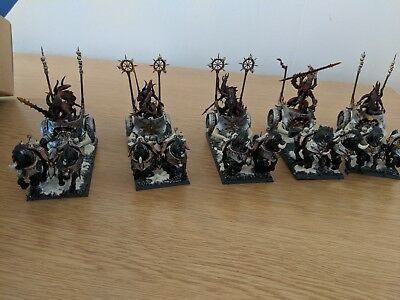 Slaves to darkness/warriors of chaos/khorne army bundle