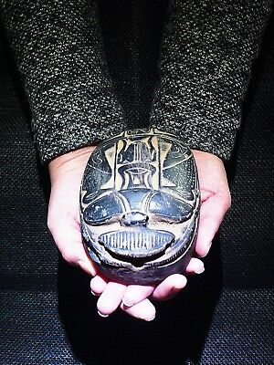 EGYPTIAN ARTIFACT ANTIQUITIES Scarab Beetle Khepri Sculpture 3200-3090 BC