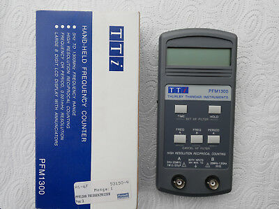 Freuquenzmesser Hand Held Frequency Counter PF1300