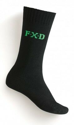 FXD SK-5 Bamboo Sock 2pk - RRP 19.99