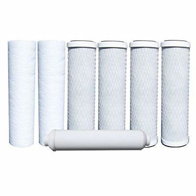 FitsWatts Premier 500024 1-Year 5-Stage Reverse Osmosis Replacement Filter Kit #