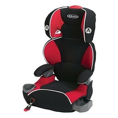 Graco Affix Highback Booster Car Seat Latch System Atomic One Size Safety New