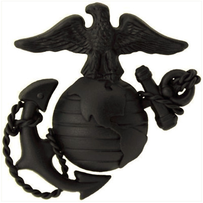 Vanguard MARINE CORPS SERVICE CAP DEVICE: OFFICER