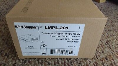 BRAND NEW WATT STOPPER LMPL-201 Enhanced Digital Single Relay