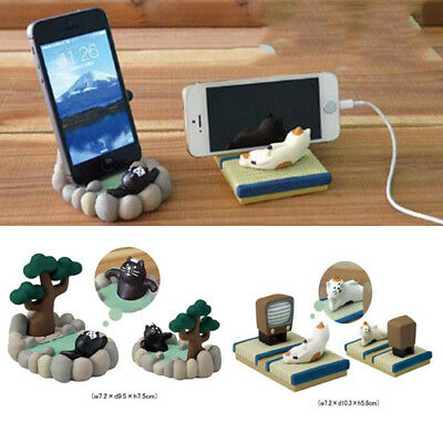 Universal Cat Desktop Cell Phone Stands Smartphone Holder for Android iPhone