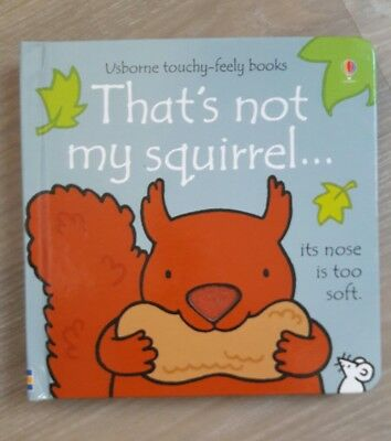 Thats not my squirrel book