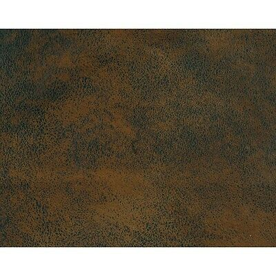 Upholstery Fabric Microfiber Suede Leather Brown Soft Rustic Log Furniture
