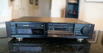 Sony ES EV-S3000 Hi8 Video8 8mm Video 8 Player Recorder PCM TBC VCR Deck (RARE)