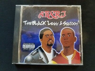 Cd Ab&Rj The Black Lenny&Squiggy Abk Icp Esham~Rare