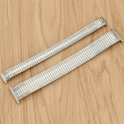 Expansion Watch Band Stainless Steel Vintage Wrist Strap Stylish Belt Jewelry