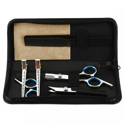 Hair Salon Barber Scissors Combs Tool Storage Pouch Bag Hairdressing Barber Case