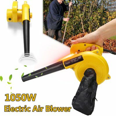 1050W 220V Electric Hand Operated Air Blower Cleaning Computer Vacuum Cleaner