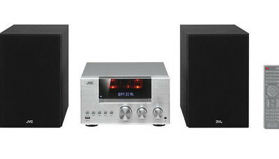 Valve Amp Stereo HI-FI System 160W CD Player DAB & FM Radio with Bluetooth