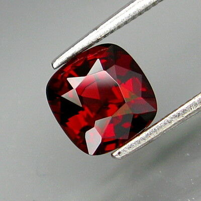 0.99Ct.Best Color! Natural Top Noble Red Spinel MaeSai,Thailand Lupe Clean