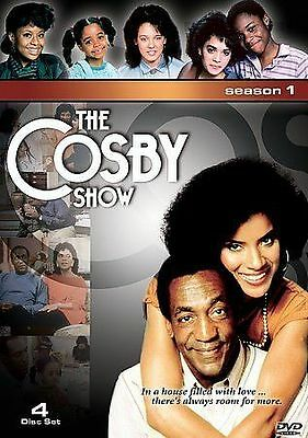 The Cosby Show - Season 1 (DVD, 2005, 4-Disc Set)..BRAND NEW...FREE SHIPPING