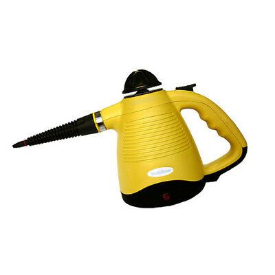 Mediheim Steam Cleaner MH-900 / Yellow Color / include Accessory brush 6pcs; Var