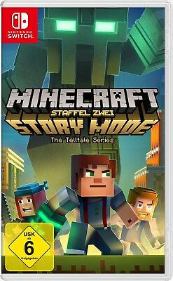 Minecraft Story Mode - Season 2 (Nintendo Switch) (Neu)