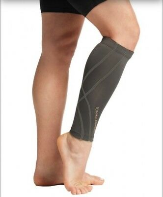 Tommie Copper Women's Performance Compression Calf Sleeve sz. S Black.